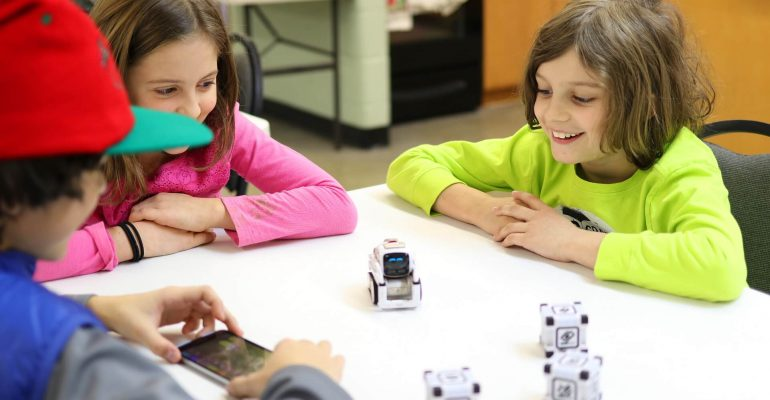 robotics classes for kids